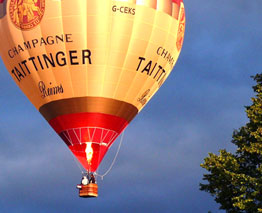 Hot Air Balloon Rides - Prices